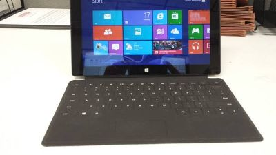 microsoft surface rt 32g w touch cover for sale or trade