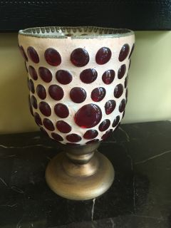 Cute Home Decor Candle Holder!