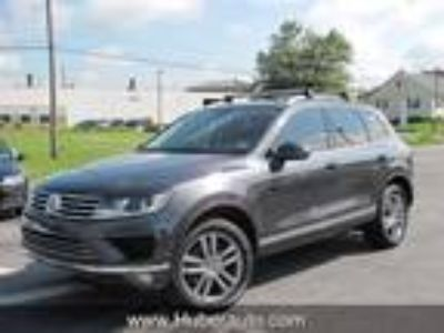 Used 2016 VOLKSWAGEN TOUAREG For Sale