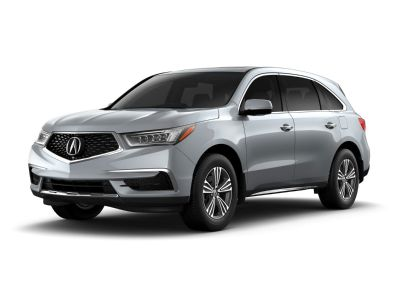 2019 Acura MDX 3.5L (White Diamond Pearl)