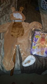 Size 12 to 24 months playful puppy outfit