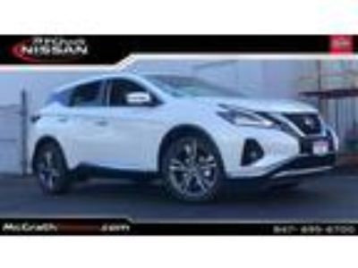 new 2019 Nissan Murano for sale.