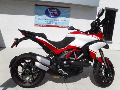 2013 Ducati Multistrada 1200 S Pikes Peak Dual Purpose Motorcycles Stuart, FL