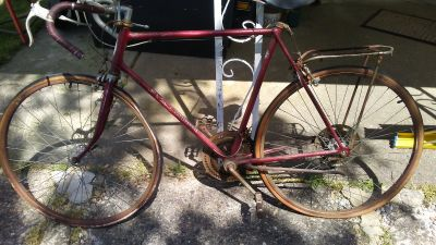 VINTAGE 1970 SCHWINN CONTINENTAL BICYCLE