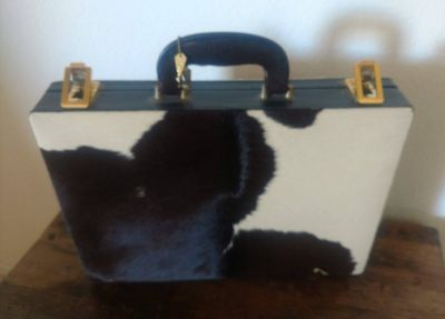 Vintage Cowhide Attach - HARD TO FIND!
