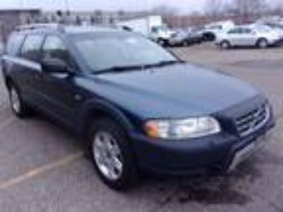 used 2005 Volvo XC70 for sale.