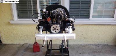 1600cc duelport motor complete