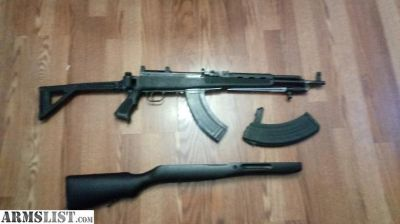 For Sale/Trade: Sks paratrooper
