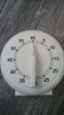 """Old School"" Kitchen Timer... FREE"
