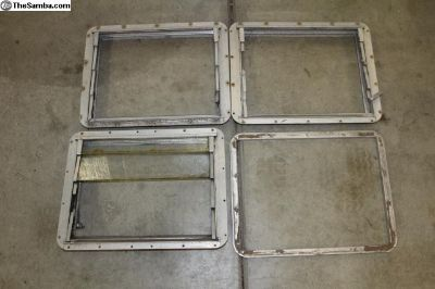 SO42/44 Westy Jalousie Camper Windows Rough