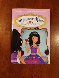 Whatever After book 7 Beauty Queen