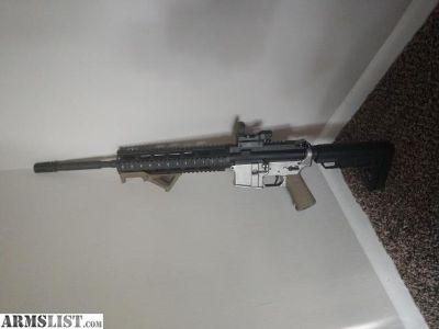 For Trade: AR-15 custom