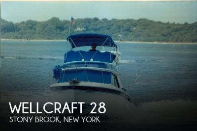 1985 Wellcraft 2900 Sport Bridge