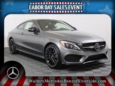 2018 Mercedes-Benz C-Class 4MATIC Coupe
