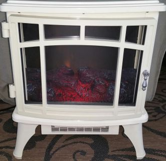 Beautiful Duraflame Electric Stove Heater 120V, 1500W, 60Hz