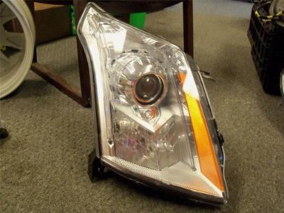 Find 2010-2012 OEM CADILLAC SRX RH PASSENGER SIDE XENON HEADLIGHT 20838601 motorcycle in Bixby, Oklahoma, US, for US $299.99