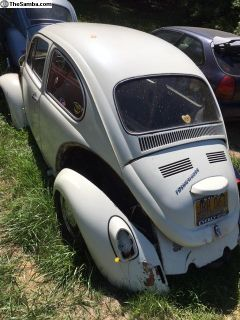 1969 VW Bug Sunroof