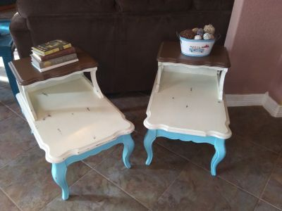 End Tables $20each