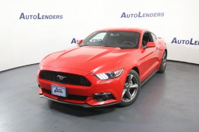 2017 Ford Mustang EcoBoost (Red)