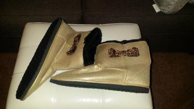 Warm Boot Slippers brand new