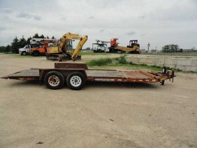 2003 TOWMASTER Trailer
