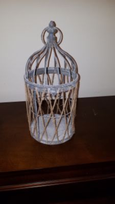 Small Decorative Cage