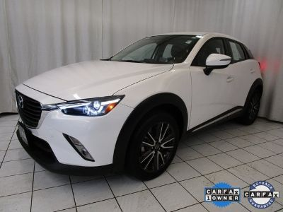 2017 Mazda CX-3 Grand Touring (Crystal White Pearl Mica)