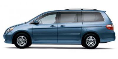 2007 Honda Odyssey EX-L (White)