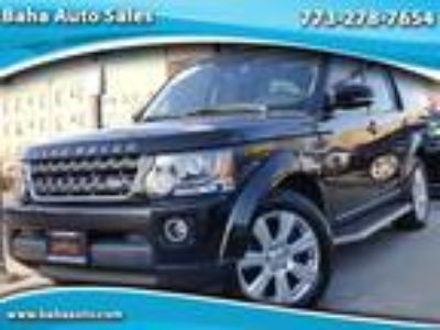 2015 Land Rover LR4 HSE for sale