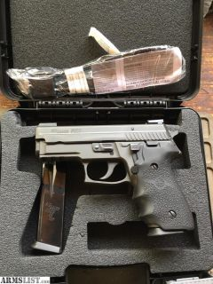 For Sale: Sig Sauer P229 .40