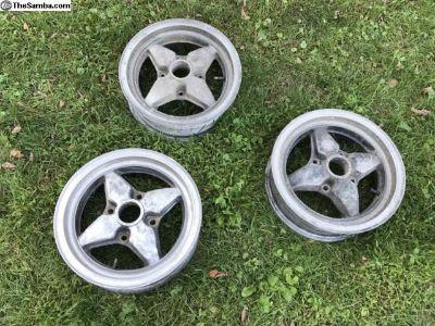 3 Daisy Wheel Rim American Racing Lemans