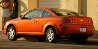 2007 Chevrolet Cobalt LS (Blue Granite Metallic)