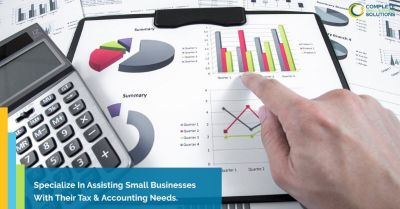 Hire A Bookkeeper For Your Small Business