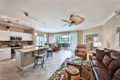 5105 Cedar Springs DR 101 Naples Three BR, Gorgeous first floor