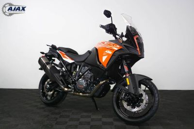 2018 KTM 1290 Super Adventure S Dual Purpose Motorcycles Oklahoma City, OK