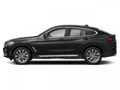 2019 BMW X4 xDrive30i (Black Sapphire Metallic)