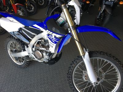 2015 Yamaha WR250F Competition/Off Road Motorcycles San Jose, CA