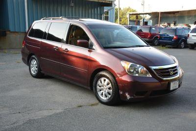 2008 Honda Odyssey EX-L (Dark Cherry Pearl)