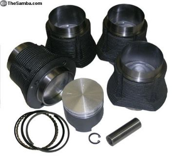 94mm Standard Piston Cylinders Pistons 1914 Engine