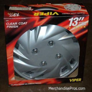 "Find 13"" AUTOMOTIVE WHEEL COVERS SET OF FOUR...FIT MOST FOREIGN & DOMESTIC CARS NEW! motorcycle in Perrysburg, Ohio, United States, for US $50.00"