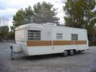 1975 Ken-Craft Classic Travel Trailer