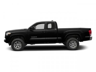 2018 Toyota Tacoma SR5 (Midnight Black Metallic)