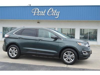 2015 Ford Edge SEL ECOBOOST LOW MILEAGE!!!