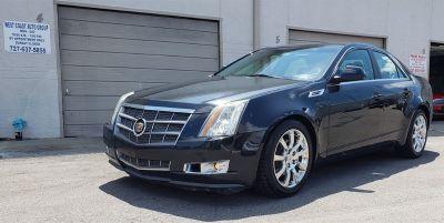 2009 Cadillac CTS 3.6L DI (Gray)