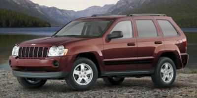 2007 Jeep Grand Cherokee Laredo (Red Rock Crystal Pearlcoat)