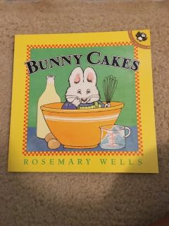 NEW Bunny Cakes book