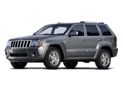 2008 Jeep Grand Cherokee Laredo (Bright Silver Metallic)