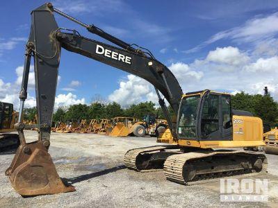 2011 John Deere 200D-LC Track Excavator
