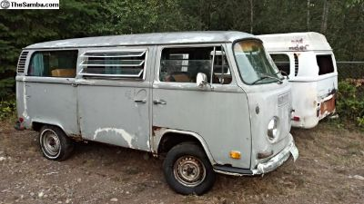 1972 Hardtop Westy PROJECT!