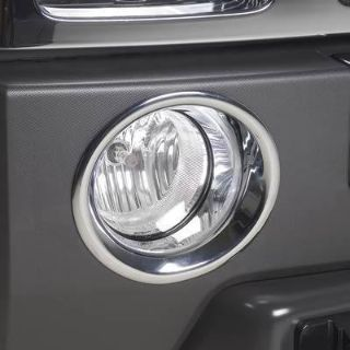 Sell Putco 402312 Fog/Driving Lamp Trim Ring Fog Lamp Rim Chrome motorcycle in Tallmadge, Ohio, US, for US $102.97
